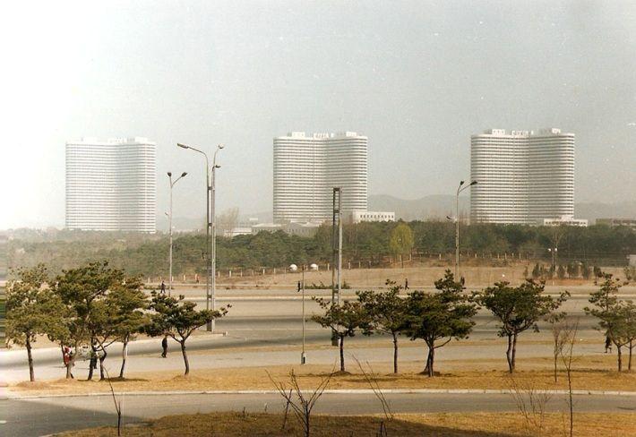 Всемирно известные здания: архитектура Пхеньяна - Недвижимость onliner.by