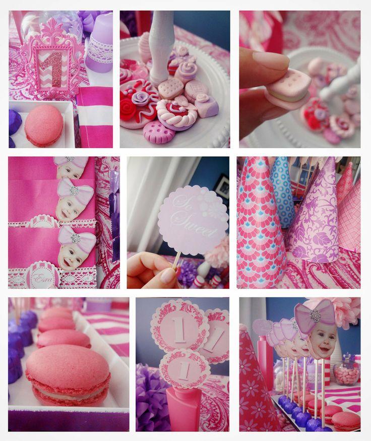 Birthday Candy Bar
