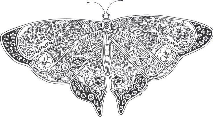 481 Best Images About Anti Stress Coloring Pages On Pinterest