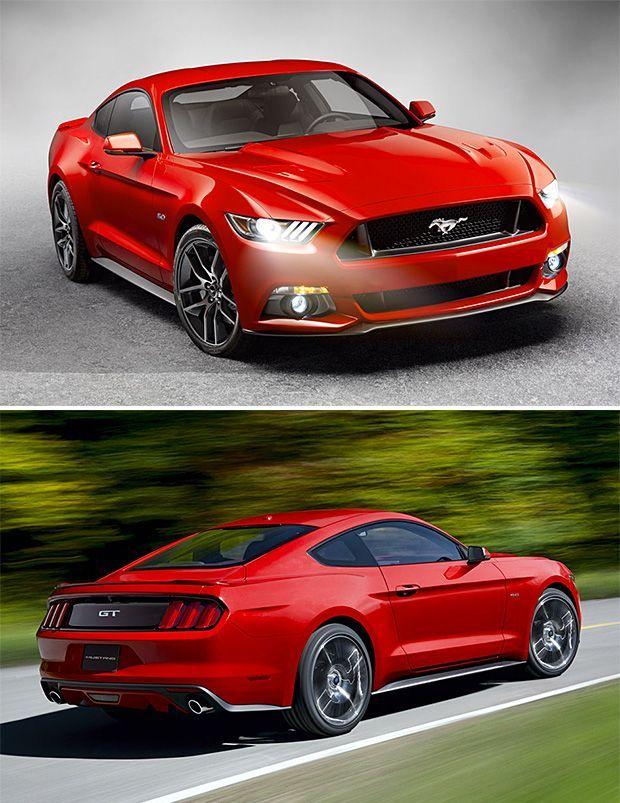 Great red color!! #MustangMonday #ZeckFord zeckford.com