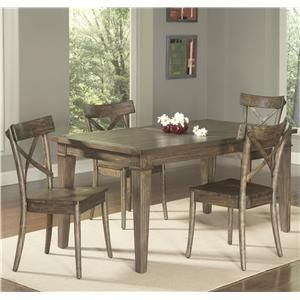 Coronado 5 Piece Table And Chair Set By Largo