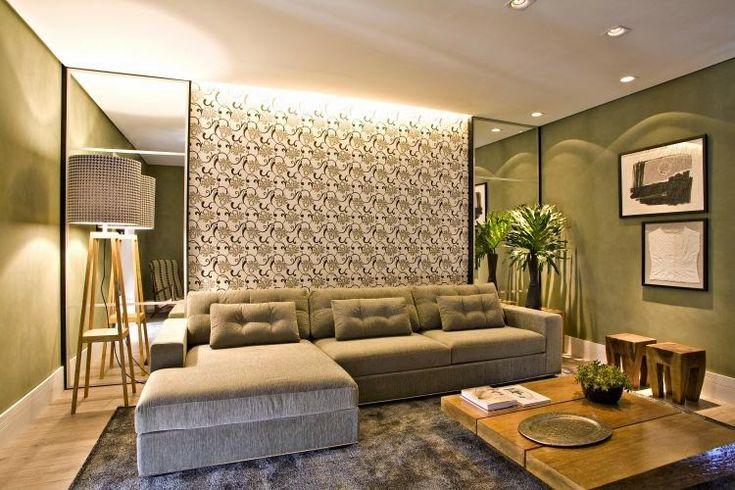 Sofás com chaise – veja salas lindas com essa tendência! - Decor Salteado - Blog de Decoração e Arquitetura