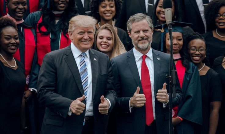 Thank You Jerry Falwell Jr. For Teaching Me The Importance Of Government Supported Healthcare