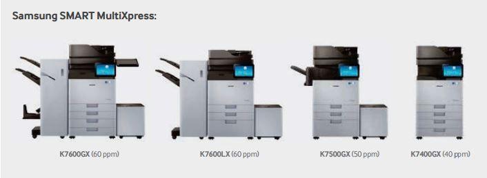 Samsung Smart Express K7 series