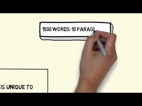 ASLC: Plan Your Essay Structure - Video 1 - YouTube
