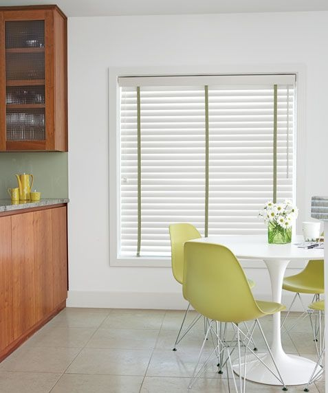 1000 Ideas About White Wood Blinds On Pinterest Wood