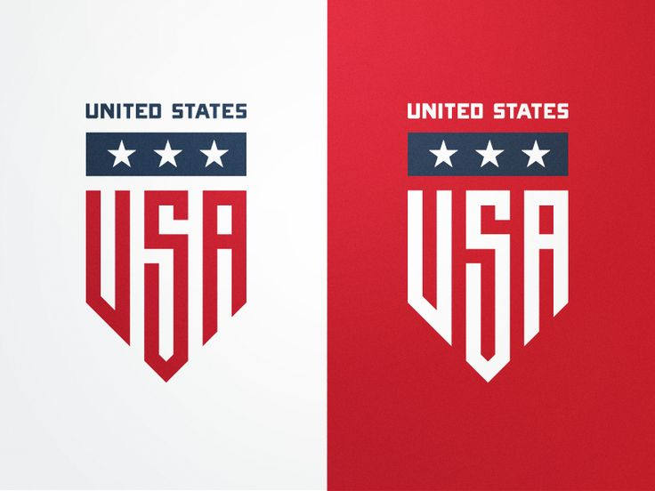 A quick idea. Potential for a USA 'soccer' crest.