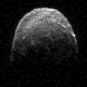 Asteroid XE54 traf fast die Erde...