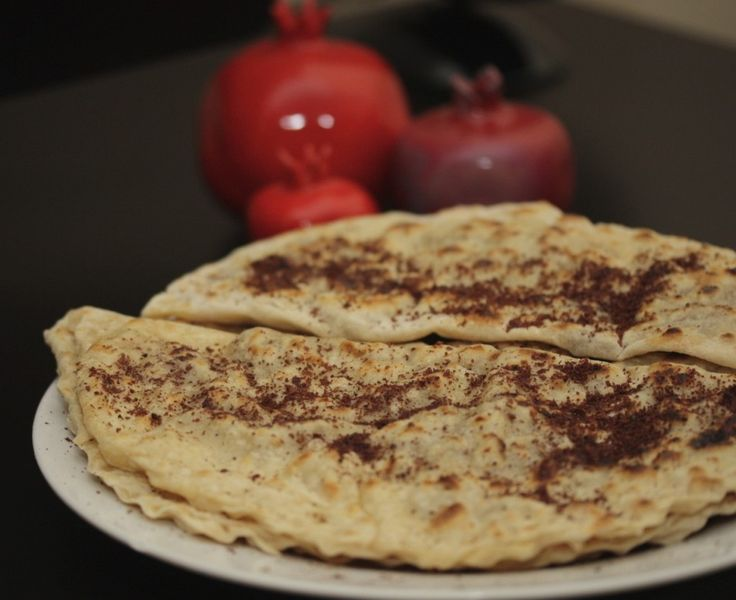Qutab – Baked Dough Pocket with Stuffing