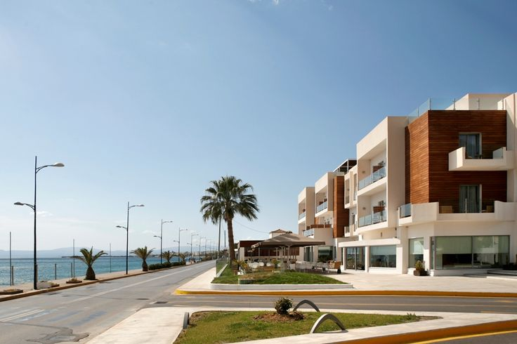 Elite City Resort welcomes you in the city of Kalamata.