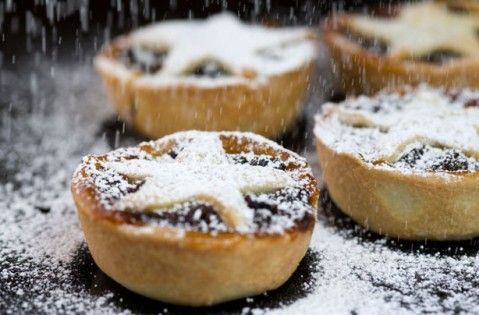 Orange and cranberry mince pies recipe - goodtoknow