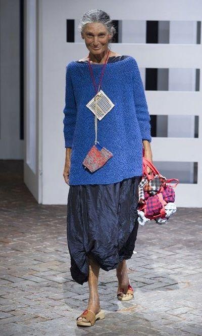Daniela Gregis Milan Fashion Week Ready To Wear SS2016