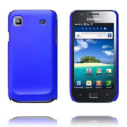 Hard Shell (Blå) Samsung i9003 Galaxy SL Deksel