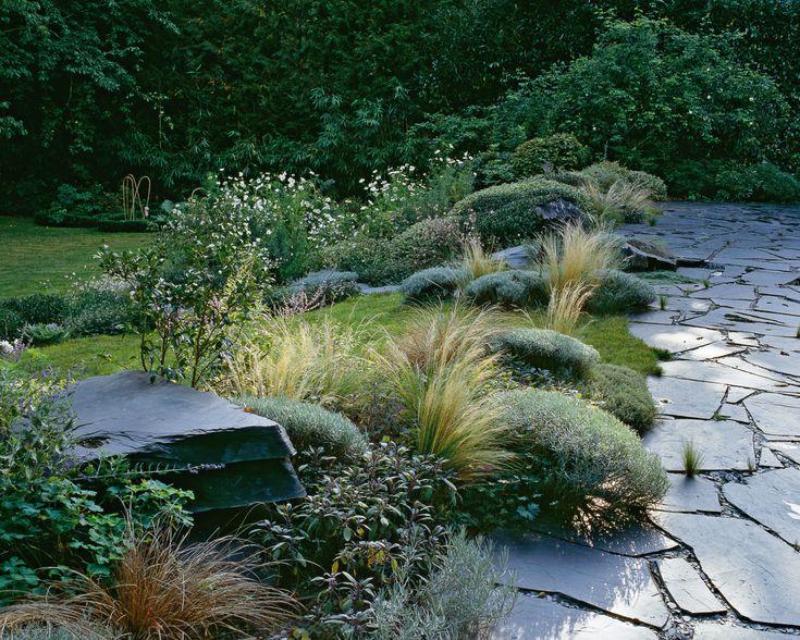 Éco-jardin minéral | Jardin | Camille Muller paysagiste