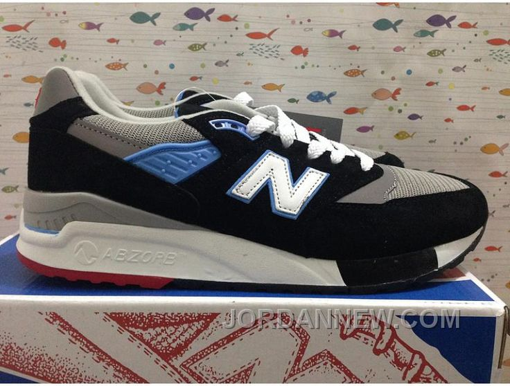 New Balance 998 Women Black