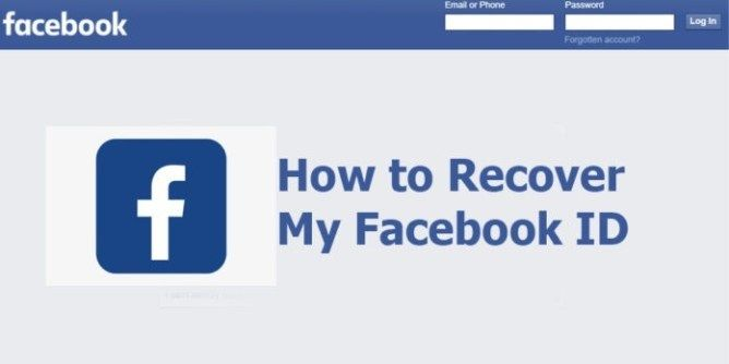How To Recover My Facebook Id What You Need To Recover Your Facebook Account Steps In Recovering A Faceboo Old Facebook Most Popular Social Media Accounting