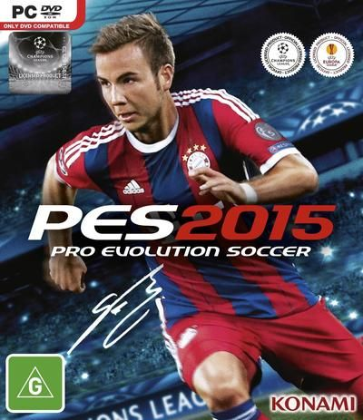 [Pes 15 ] Pro Evolution Soccer 2015 - RELOADED | Mega.co.nz  , PcCloud , Uptobox