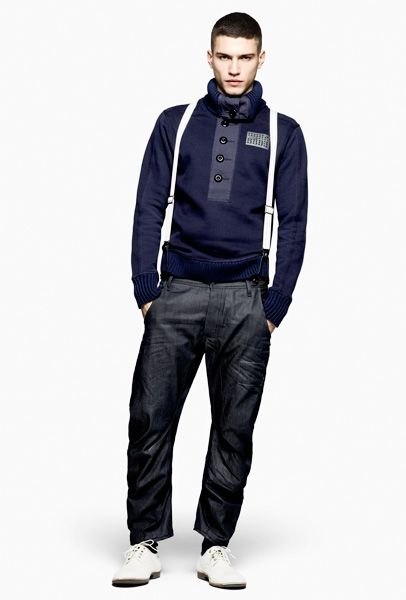 G-Star RAW 2012 Spring Mens Collection: Designer Denim Jeans