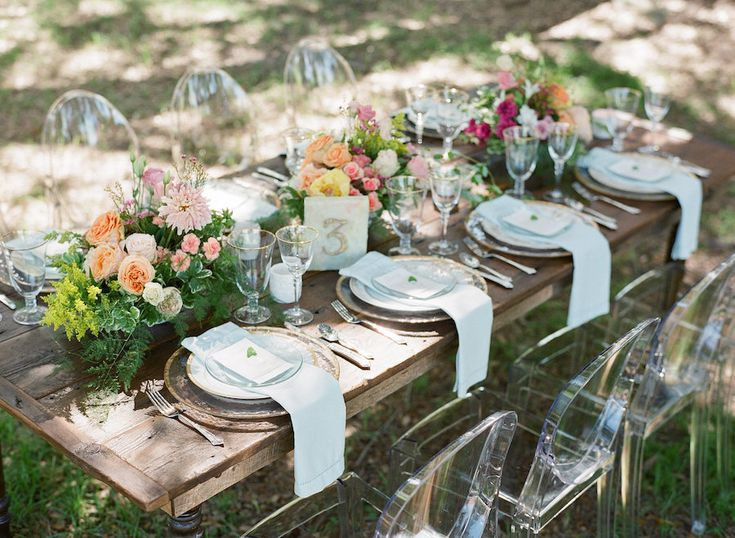 17 ideas about Ghost Chair Wedding on Pinterest