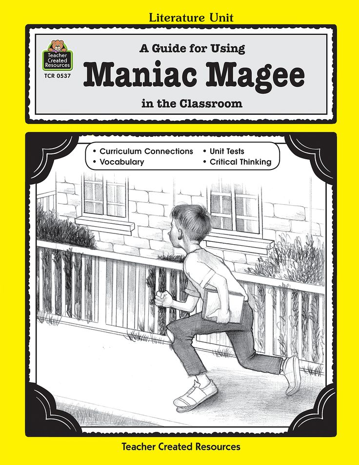 Maniac Magee Summary
