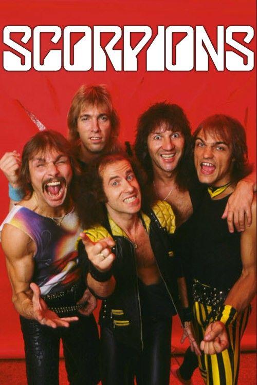 Scorpions (рус. «Скорпионы») — немецкая англоязычная рок-группа, созданная в 1965 в Ганновере[8]. Для стиля группы характерны как классический хард-рок, так и лирические гитарные баллады.