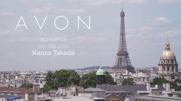 Um dia com Kenzo Takada em Paris