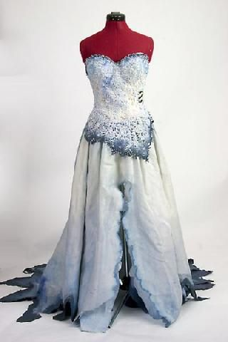 Corpse Bride Costumes Available Now`