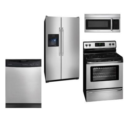 17 Best Images About Kitchen Packages On Pinterest Samsung Backsplash Tile And Stainless Steel