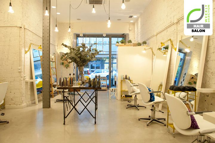 Hair salons la morla hairdressing by sube bilbao spain - Styling bilbao ...