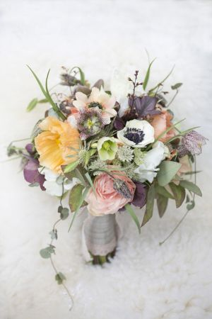 Winter may mean it's time to hibernate with layers upon layers of sweaters and cozy blankets but around these parts, we also know it's the time of year for amazingly romantic wedding inspiration. Giulia Miller Events got that memo and