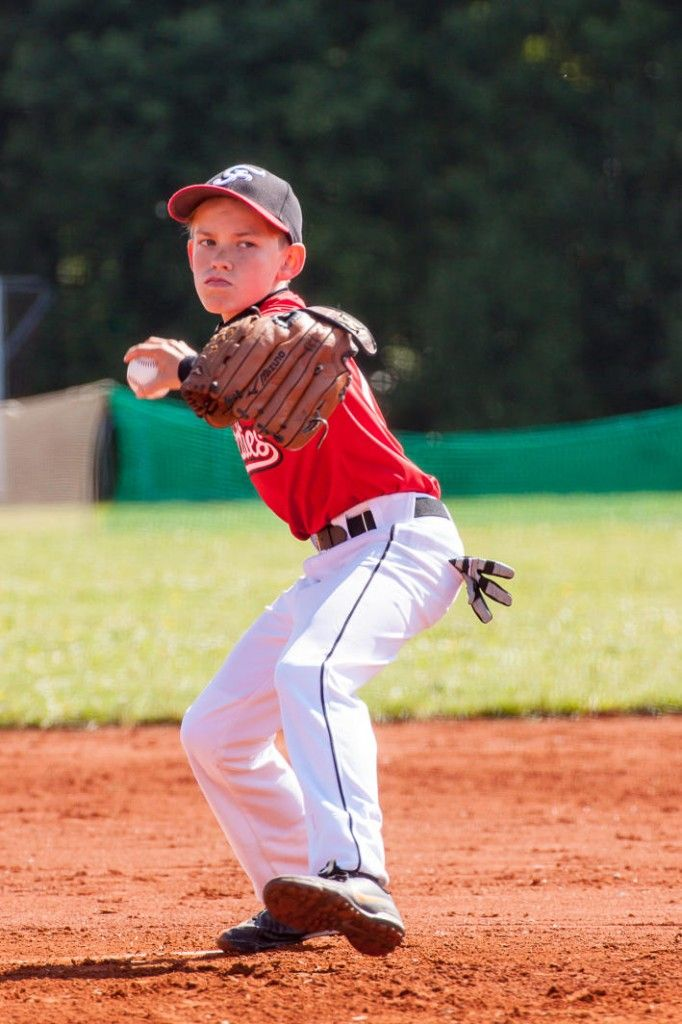 How to make great Baseball and Softball Photos from your Kids | Salomon Fotografie