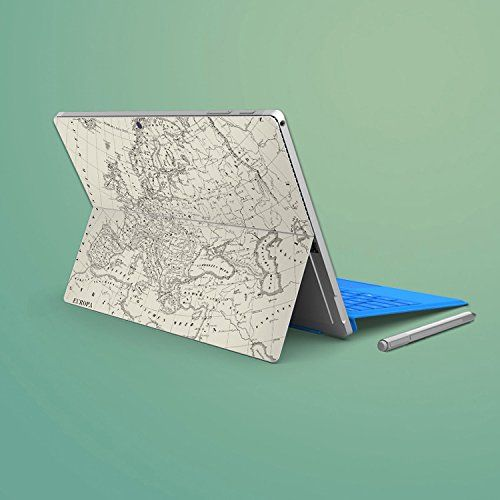 LoveDecalHome@ Surface Pro 4 Decal sticker Protective Back Sticker Skin Decal Cover for Microsoft Surface Pro 4 Tablet Eur Map Decal sticker LoveDelalHome http://www.amazon.com/dp/B018LTR3OM/ref=cm_sw_r_pi_dp_oBr8wb1ECEXST