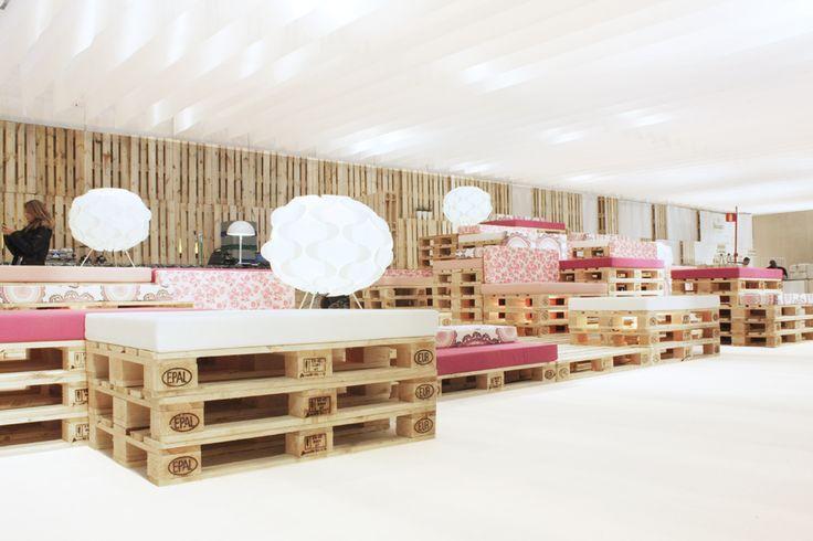 Sala VIP Lounge ARCO 2012 by Teresa Sapey Estudio