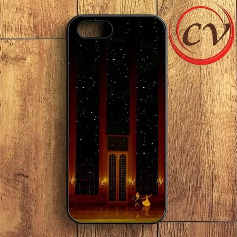 Beauty And The Beast Dance iPhone SE Case