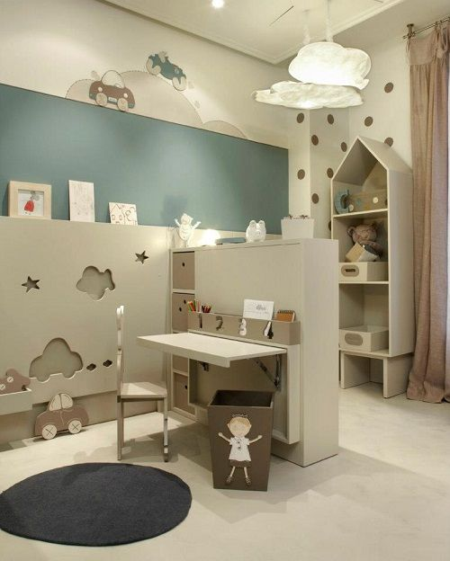 21 best muebles infantiles images on pinterest child for Muebles de habitacion infantil