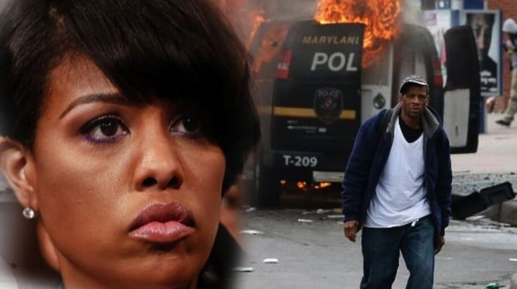 After Giving 'Space To Destroy,' Baltimore Mayor Wants Americans To Save Her Skin In Big Way | Mayor Stephanie Rawlings-Blake will now lead the charge to... | Norvell Rose | May 28, 2015 at 11:21am