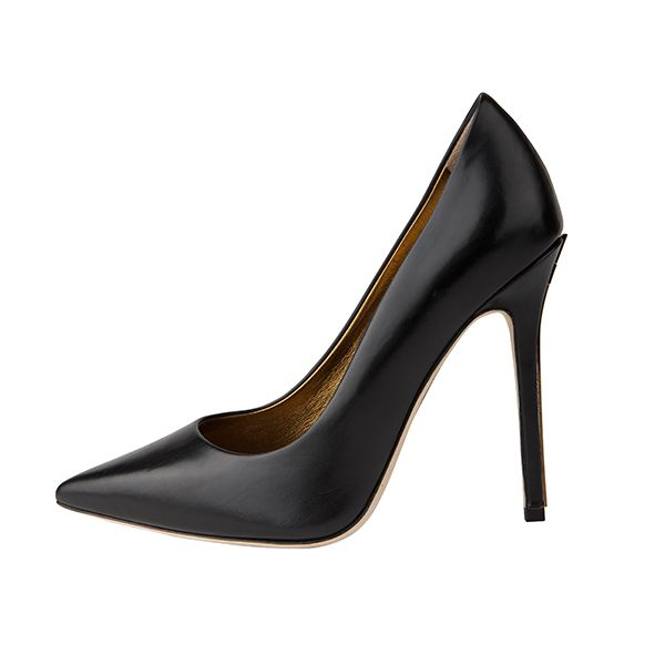 Simply elegant - black high heels from #KarlLagerfeld #DesignerOutletParndorf