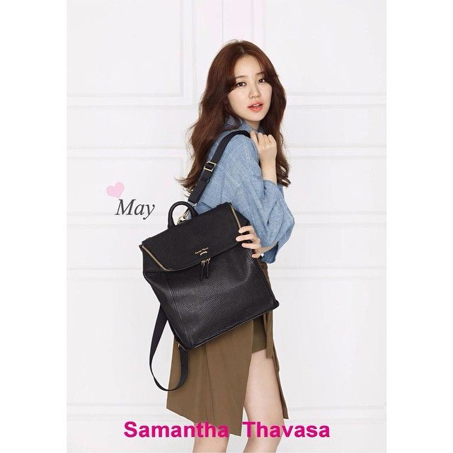 New Arrival Yoon Eun Hye Samantha Thavasa Korea May Backpack Cr Samantha