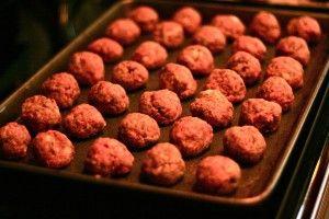 Cajun BBQ Cocktail Meatballs | Healthy Spring & Summer Recipes | Pint ...