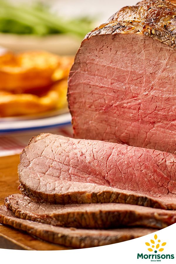 In the mood for family? Try our Gluten Free Roast beef with shallots and Gluten Free horseradish Yorkshire puddings recipe from our Emotion Cookbook