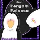 FREEBIE It's a Penguin Palooza!!!!  Grab this freebie right up and incorporate  a CCSS into your writing!  Penguin informational writing will be fun for th...