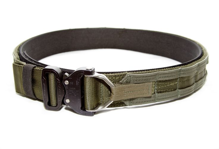 Rōnin Tactics Warriors Belt // Ranger Green