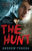 17 year-old Gene has passed as a vampire for years, carefully following every rule, but now he has been chosen to participate in the hunt for the last remaining humans among ruthless vampires who soon suspect his true nature. Ingenious plot and lots of action!