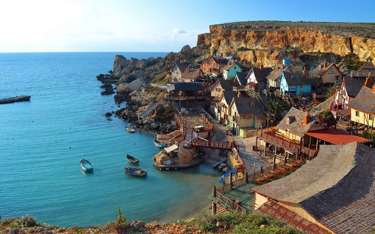 MALTA a dream land. Spend vacations in Malta with the best deal and best service of  2 Double beds, Restaurant, Bar, Swimming pool, Tennis & Squash courts, Gym/Sauna, Hairdressing Salon, Massage room, Resort shop, Childcare  all this at best price with zoom holidays #Malta #tour #MaltaTour #MaltaDeals #Travels #traveller #tourist #water #boats #sky #blue #boating #vacation #Holidays #MaltaHolidays #MaltaBeaches #MaltaVillages