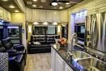 NEW 2017 LUXE LF-42MD | Luxury Fifth Wheels | Augusta RV - Beachfront Interior Whitewash with Bunkroom