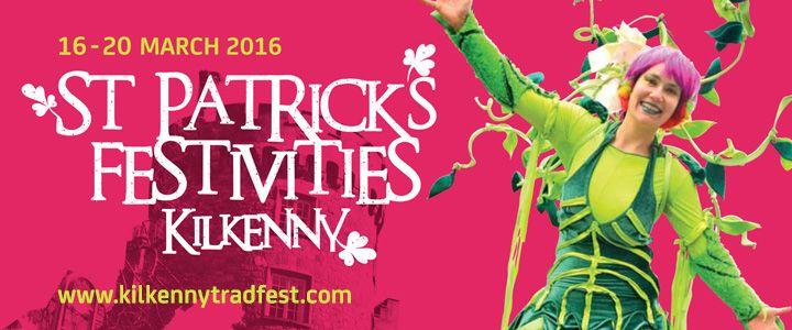 St Patricks Day Kilkenny 2016
