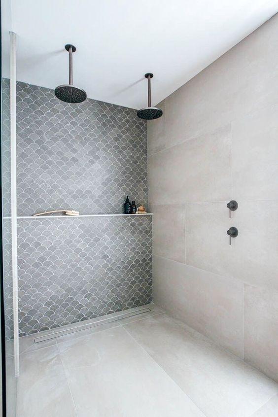 Wenn ich jedes Bad mit einer langen Duschleiste anstelle von Shampoo schön gestalten könnte