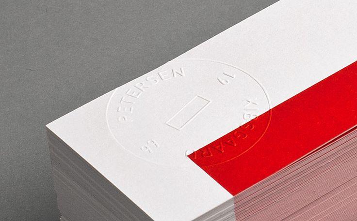 Kibsgaard-Petersen #identity #print #graphic