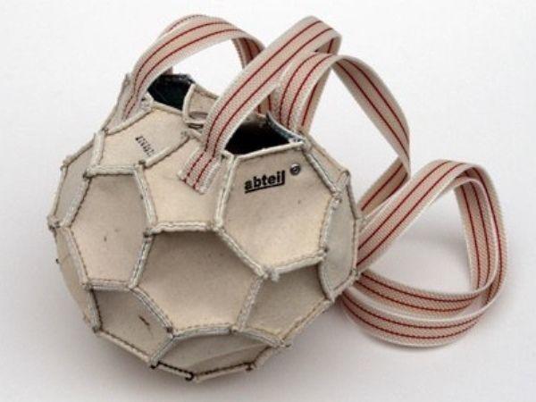 From Soccer Ball to Handbag