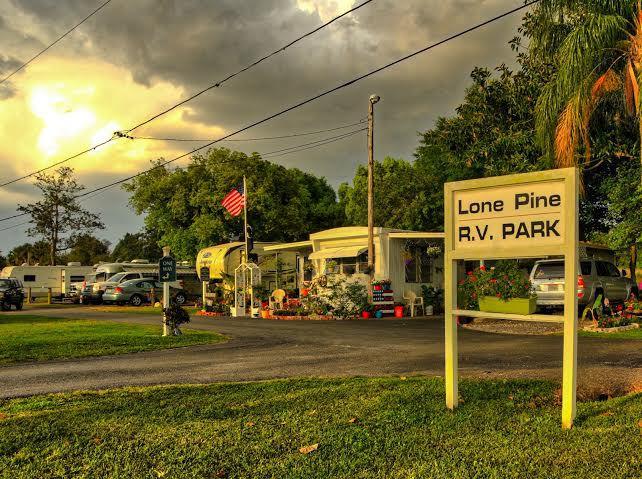 Lone Pine RV Park Ruskin FL Passport America Campgrounds